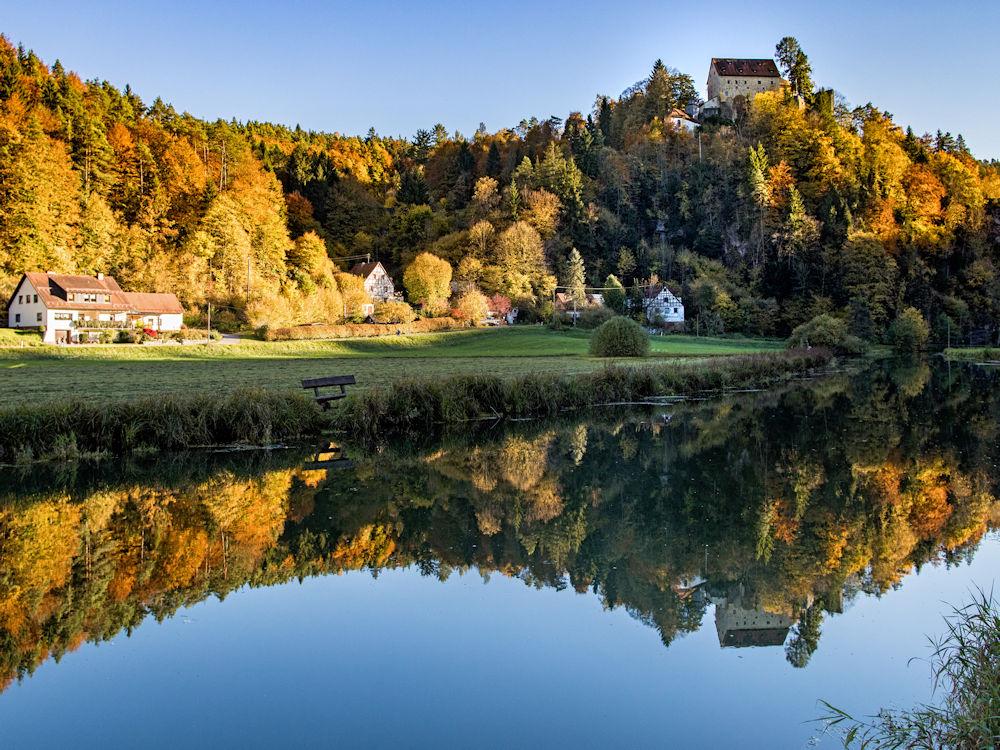 Burg Rabeneck im Wiesenttal