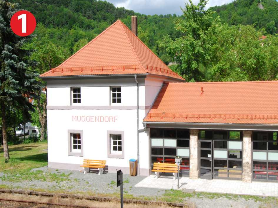 Naturpark-Infozentrum im Wiesenttal