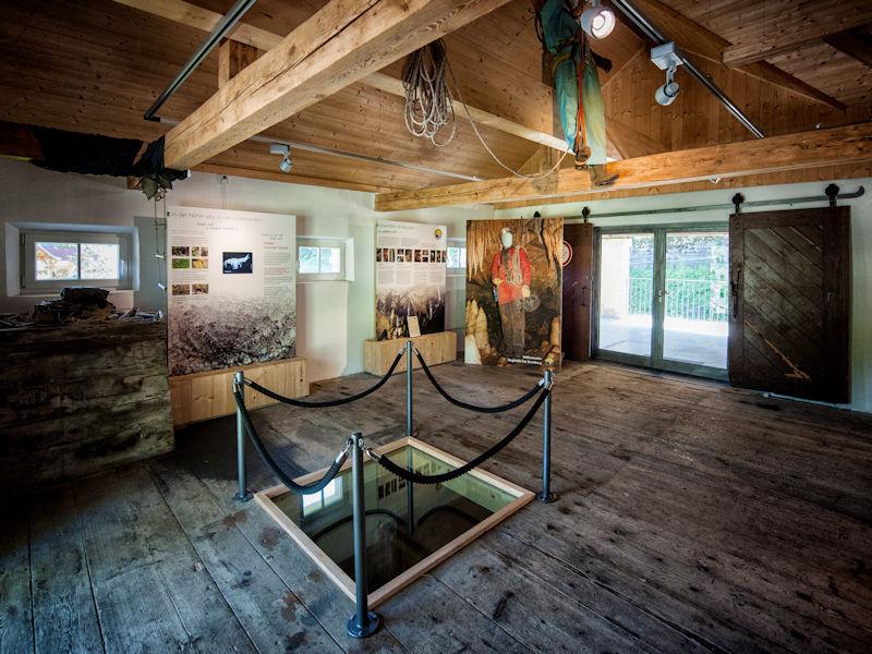 Infozentrum Naturpark Fränkische Schweiz - Veldensteiner Forst
