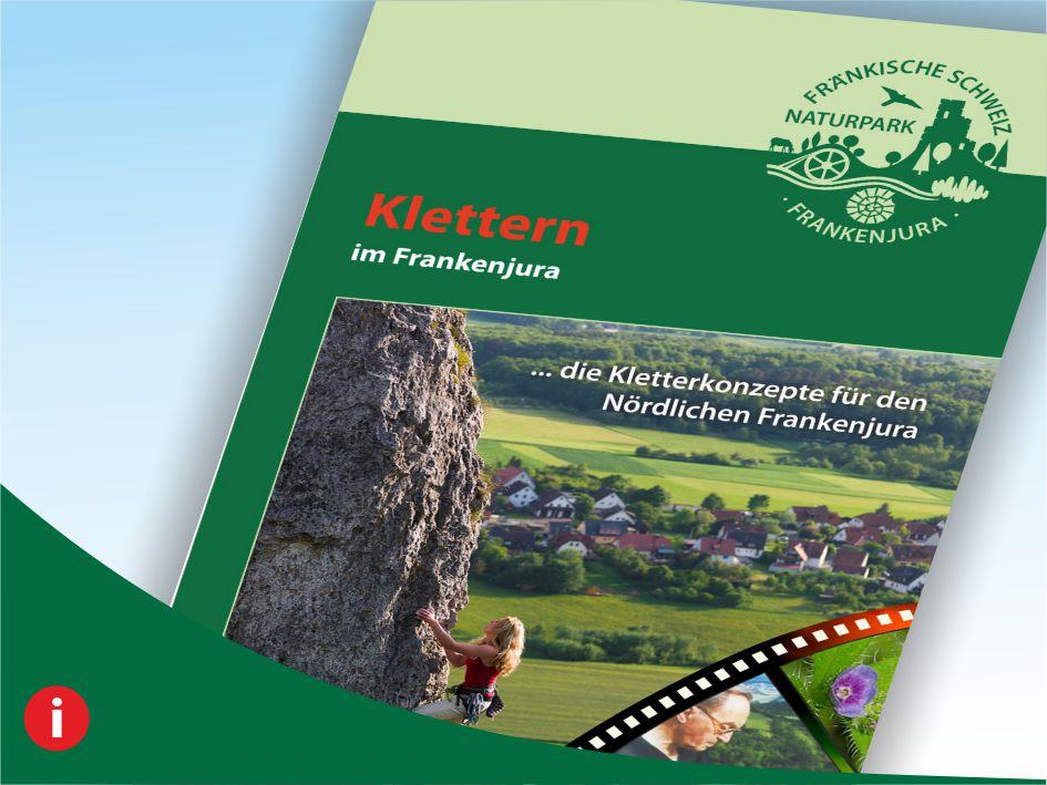 Klettern im Naturpark Fränkische Schweiz - Frankenjura ©leon
