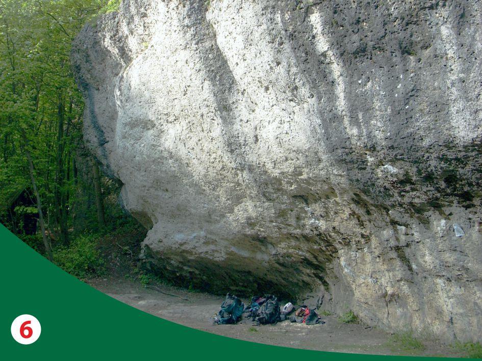 Kletterkonzepte im Naturpark Fränkische Schweiz - Frankenjura ©alma