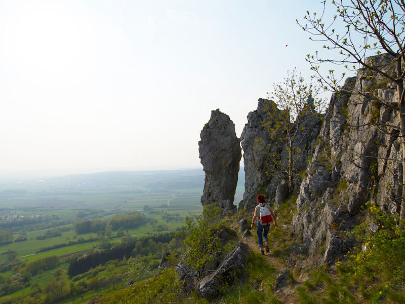 Geotop am Walberla
