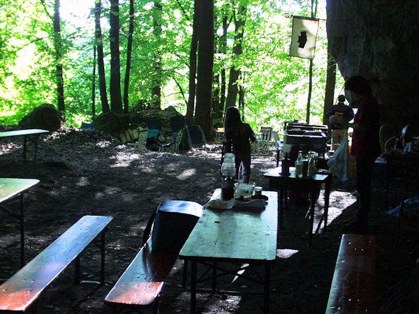 Höhlenkonzept Naturpark