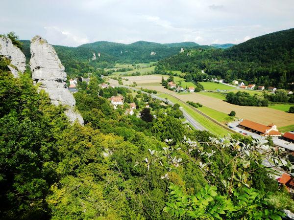 Wiesenttal bei Streitberg