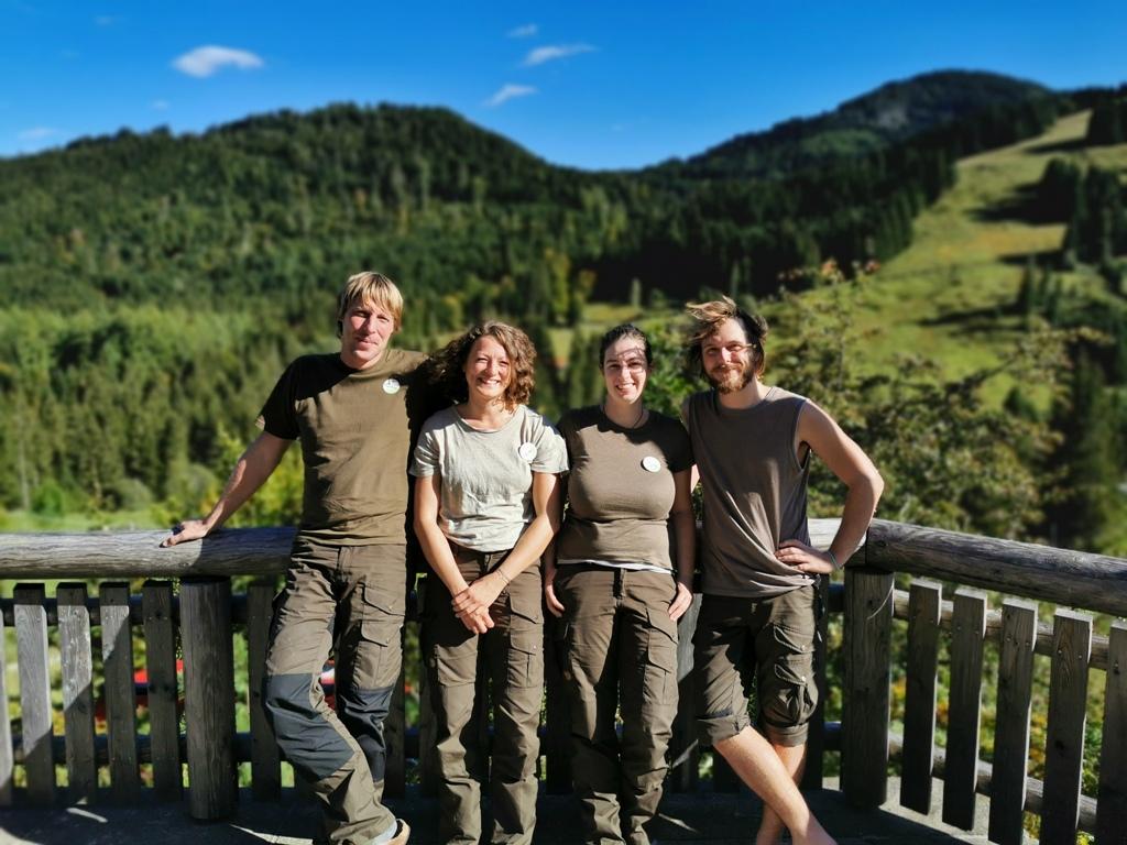 Die Ranger vom Naturpark Fränkische Schweiz - Frankenjura