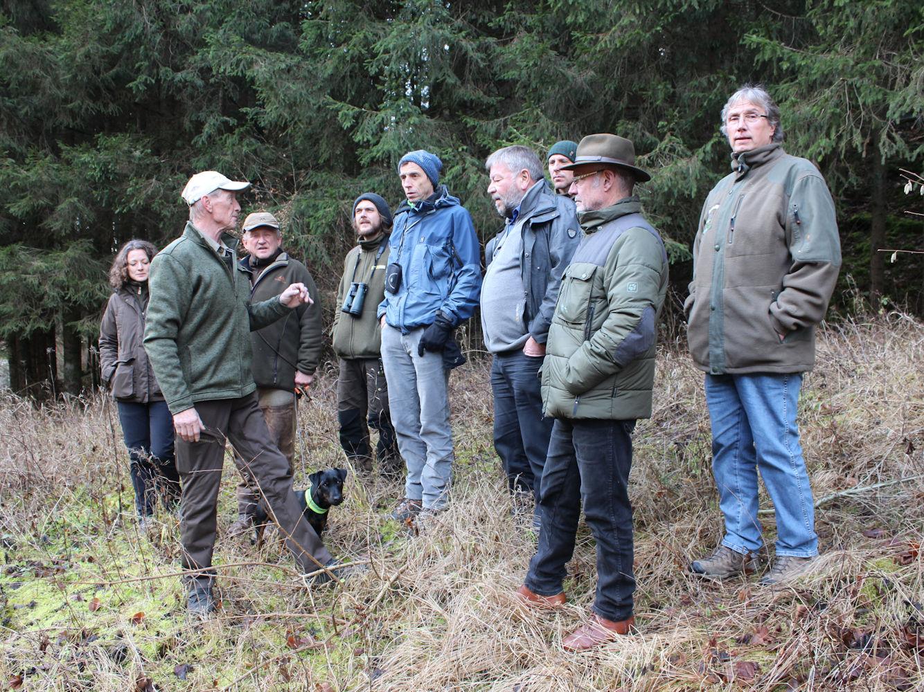 Treffen der Biberbeauftragen im Naturpark Fränkische Schweiz - Frankenjura