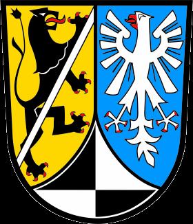 Wappen Landkreis Kulmbach