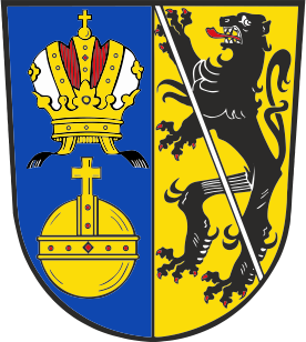 Wappen Landkreis Lichtenfels