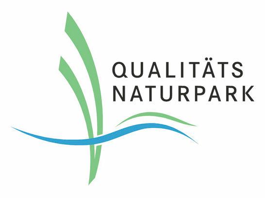 Logo der Qualitätsnaturparke in Deutschland