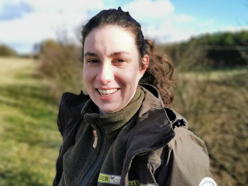 Julia Dummert, Naturparkrangerin
