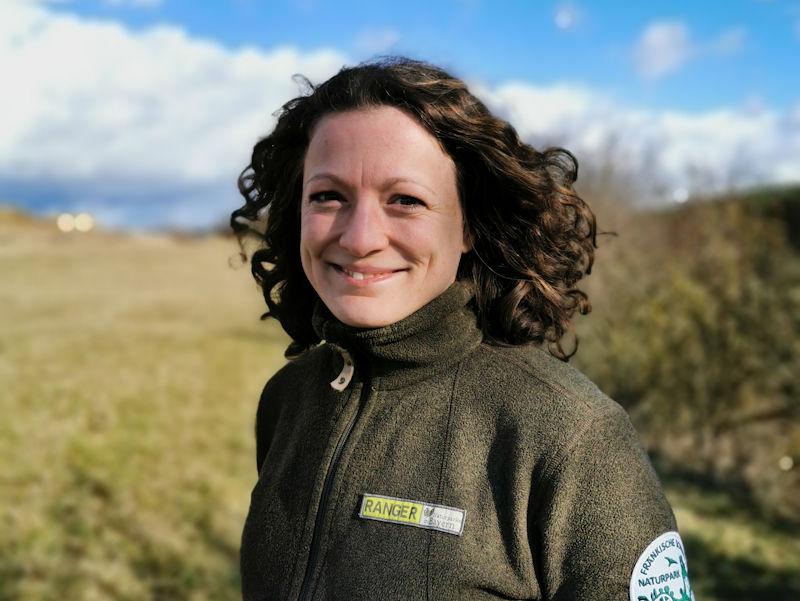 Dr. Melanie Chisté, Naturparkrangerin