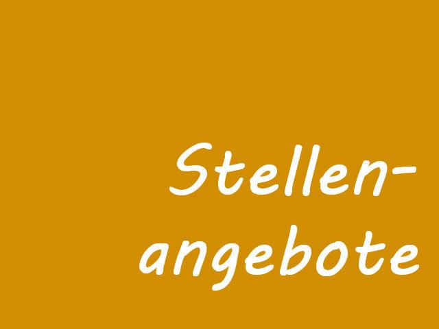 Stellenangebote vom Naturpark Fränkische Schweiz - Frankenjura