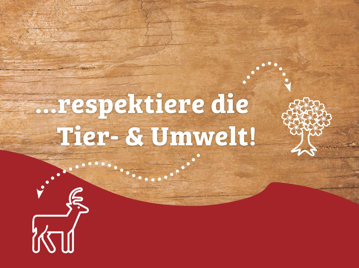 Verhaltensregeln im Naturpark Fränkische Schweiz - Frankenjura